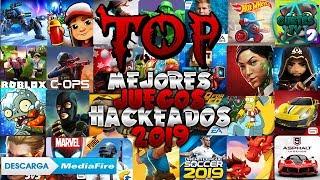 Top Juegos Hackeados Para Android 2018