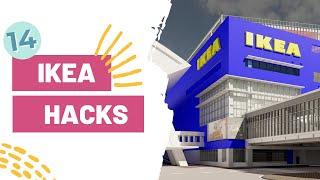 14 Ikea Hacks