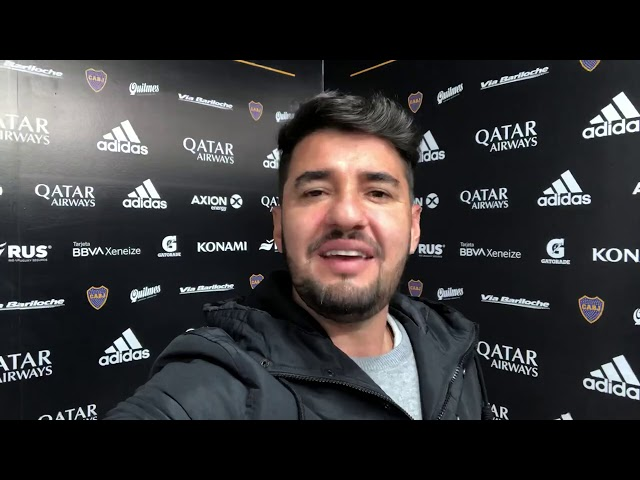 La info de Boca, Miguel Russo confirmó el equipo para jugar con Libertad por la Copa Libertadores