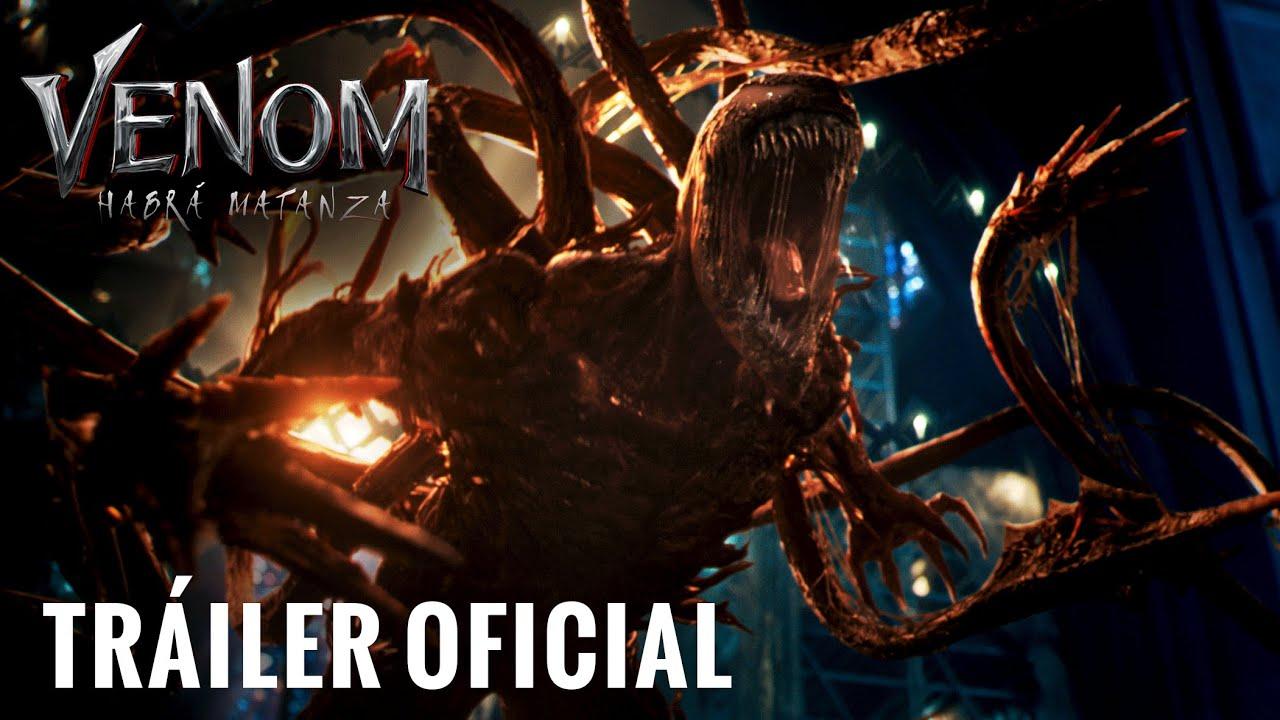 Download Venom: Habrá Matanza - Tráiler OFICIAL y Fecha de Lanzamiento en ESPAÑOL | Sony Pictures España