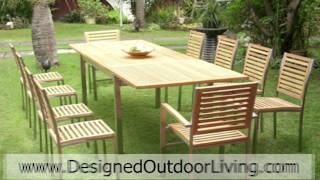 Adr Corp. Is The Expert In Teak Wooden Furniture For Designed Outdoor Living In Sarasota, Florida