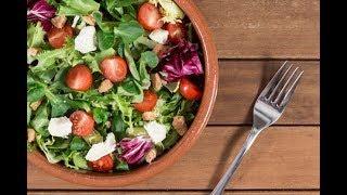 Tok Tutan Diyet Salatası Tarifi