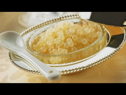 THE MOST EXPENSIVE CAVIAR IN THE WORLD / BELUGA CAVIAR / ИКРА БЕЛУГИ