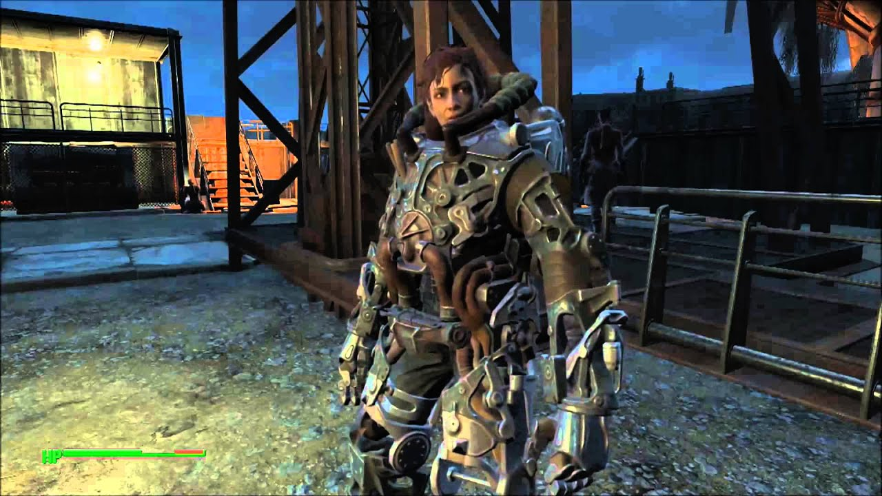 Fallout 4 get brotherhood help to build the signal interceptor youtube fallout 4 get brotherhood help to build the signal interceptor solutioingenieria Gallery