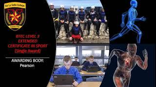 A Level Sports & P.E