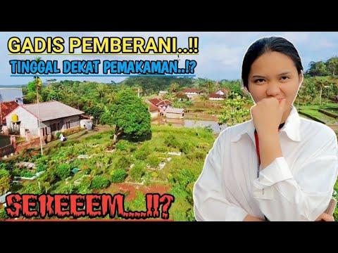 Download PEMBERANI..!! Gadis Desa Cantik Tinggal Dekat Pemakaman    Suasana Pedesaan Jawa Barat