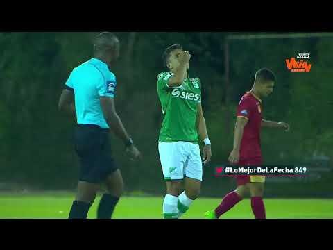 Rionegro Aguilas 0 - 1 Deportivo Cali. Fecha 11 Liga Aguila 2017 II | Win Sports