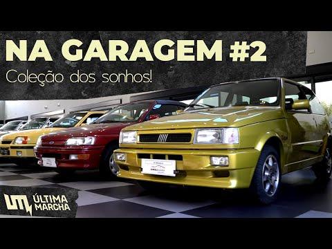 ÍCONES DA DÉCADA DE 90: GOL GTI, UNO TURBO, ESCORT XR3 E MUITO MAIS / Na Garagem #2