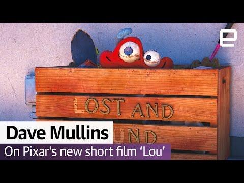 Dave Mullins on Pixar's new film 'Lou' | SXSW 2017