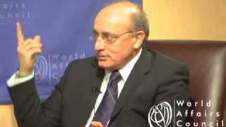 Remarks by Fatemeh Haghighatjoo, Mohsen Sazegara In Brief