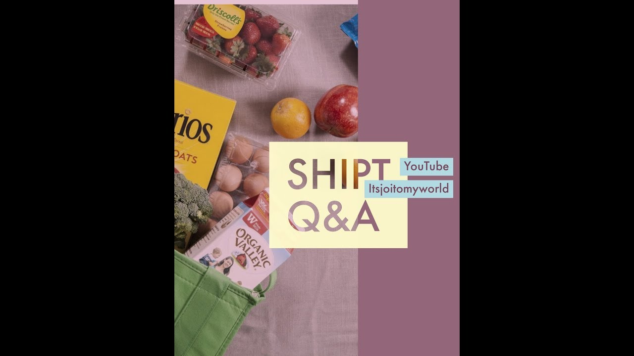 VLOG: Shipt Questions from IG Answered