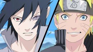 「AMV」▪ Naruto and Sasuke - Unfinished life HD
