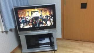 Panasonic ハイビジョンブラウン管 T(タウ) TH-32D60 ハイビジョン 検索動画 19