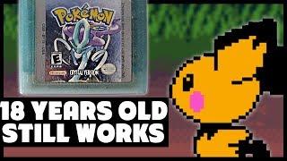 Exploring the Secrets of My 18 YEAR OLD Pokemon Crystal Version - PokeTips