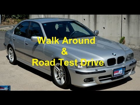 2000 BMW E39 528i Motorsport - Buy & Import Direct from Japan