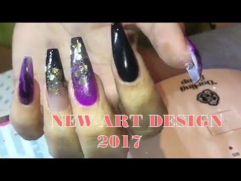 NEW ART DESIGN/DESIGN MAX ESTRADA /THE BEST LONG NAIL-NEW ART DESIGN COMPILATION # 6