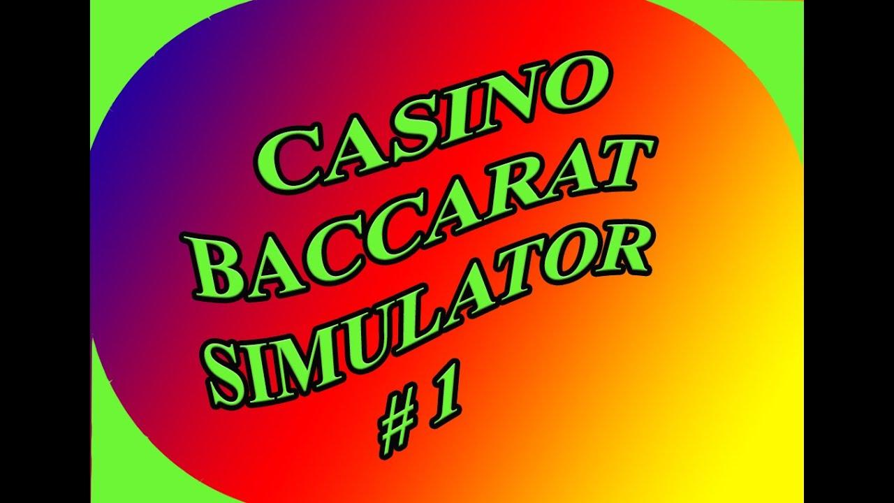 Baccarat Simulator Free