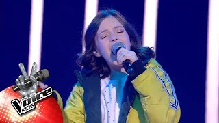 Helena - 'That's What I Like' | Halve Finale | The Voice Kids | VTM