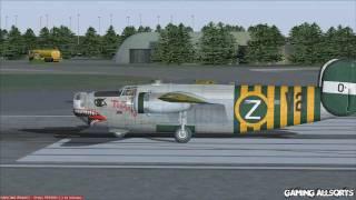 Alphasim Consolidated B-24 Liberator