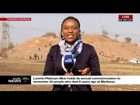 SA remembers Marikana