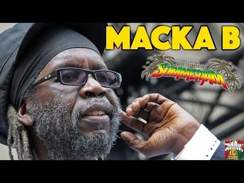 Macka B - Everybody Loves Bob Marley @ SummerJam 2016