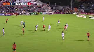 A-League 2020/21: Matchweek 15 - Brisbane Roar FC v Western Sydney Wanderers FC (Full Game)