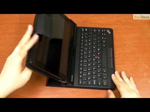 Lenovo ThinkPad Tablet Keyboard Polio Case