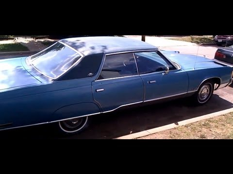 1975 chrysler new yorker brougham 440 tour youtube. Black Bedroom Furniture Sets. Home Design Ideas