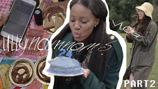 London vlog/나오미 생일 피크닉 - Part …