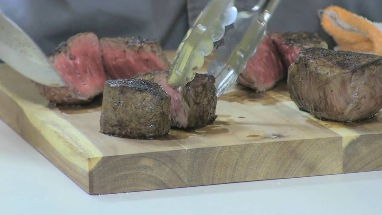 How to Cook Perfect Steak with Del Frisco's Executive Chef Greg Thompson