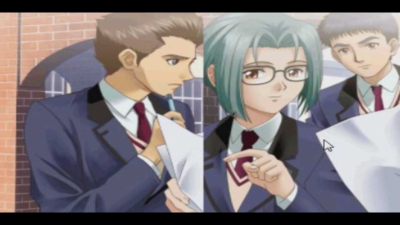 Tokimeki Memorial Girl S Side 1st Love Plus Ep 11 I Noticed No One Gave Me A Present T T Youtube