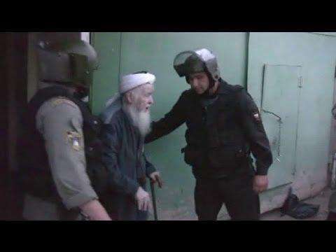 Tataristan'da yeraltında yaşayan tarikat gün yüzüne çıkarıldı