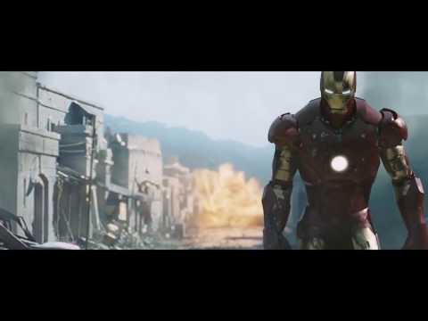 Iron Man Vs Terrorists Dubbed With HL Sfx