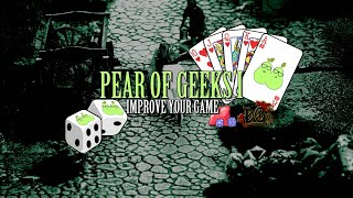 Pear of Geeks Live
