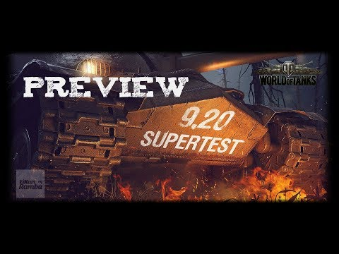 World of Tanks | Patch 9.20 Preview vom Testserver [ Facecam - German - Deutsch ]