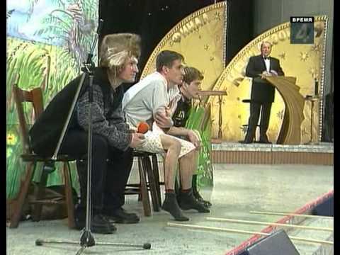 КВН Высшая лига (1999) — Финал