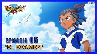 Inazuma Eleven Go Galaxy - Episodio 5 español «El examen»