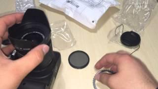 Как снимать на зеркальную камеру Nikon ,Бленда, Светофильтры(, 2015-07-22T17:00:00.000Z)