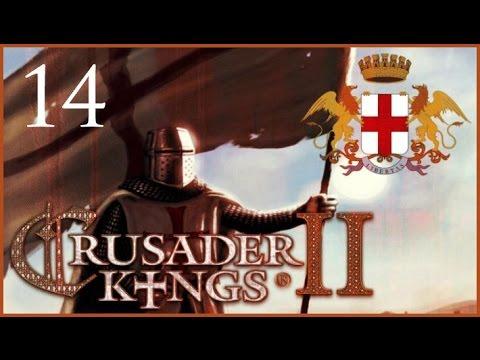 Crusader Kings II, Genoan Holy Doge #14 |