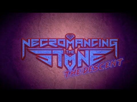 "Necromancing the Stone ""The Descent"" (LYRIC VIDEO)"