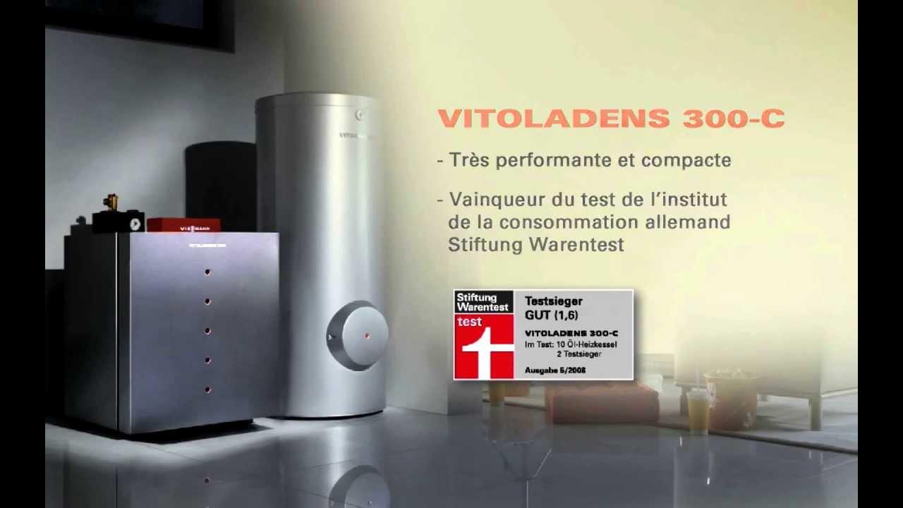 chaudi re au sol fioul condensation viessmann vitoladens. Black Bedroom Furniture Sets. Home Design Ideas