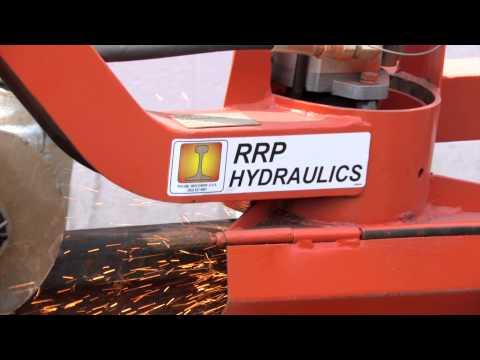 HYD Rail Profile Grinder