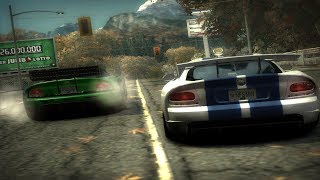 Need for Speed Most Wanted - Style 3: Mirrored Match