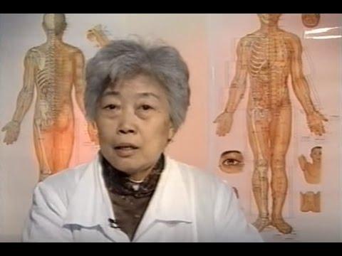 Лечение китайским точечным массажем