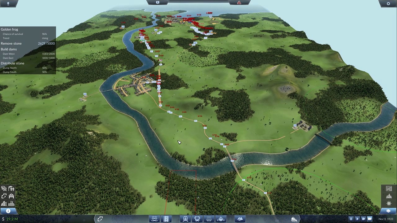 transport fever stream part 7 finishing panama canal us campaign mission 3