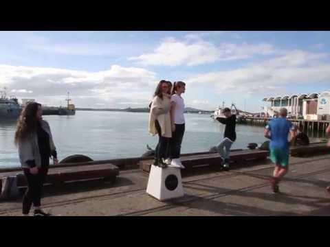 POP Plinths - Te Wiki o Te Reo Māori | Auckland Council