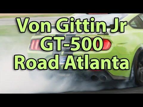 2020 GT-500 At Road Atlanta