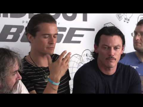 Thumbnail: The Hobbit Cast Interviewed at Comic Con