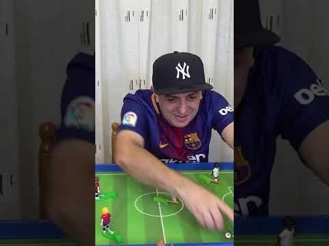 Download Qué golazo del Barça al Madrid con Playmobil. Edu y Aby