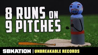 Fernando Tatis had the greatest half-inning in MLB history | Unbreakable Records